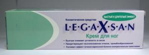 крем для ног легаксан отзывы