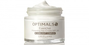Крем для лица Oriflame Optimals even out day cream