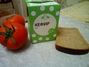 Диета 2 Дня Кефир Томатный Сок. Диета на томатном соке — потерять 2-4 кг за 3 дня