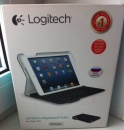 Logitech Ultrathin Keyboard Folio - клавиатура-чехол для iPad mini беспроводная